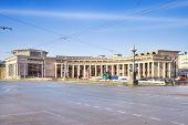 KAZAN, REPUBLIC TATARSTAN, RUSSIA - March 18, 2014: Kazan (Volga region) Federal University
