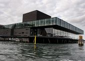 The Royal Danish Playhouse At Nyhavn In Copenhagen.