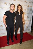 LOS ANGELES - SEP 10:  Valentin Chmerkovskiy, Zendaya Coleman at the Dance With Me USA Grand Opening