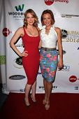 LOS ANGELES - SEP 6:  Maitland Ward, Kristanna Loken at the