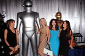 LOS ANGELES - SEP 6:  Lisa Rinna, Eileen Davidson, Lisa Vanderpump, Kyle Richards at the Night of Sc