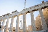 Reconstruction And Conservation Of Parthenon