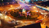 Quach Thi Trang Roundabout, Ho Chi Minh City