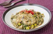 Stir Fried Sirloin With Spices - Thai Food