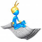 Djinn On Employment Classifieds Magic Carpet