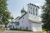 Church Of The Epiphany, Pskov