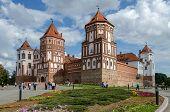 Mir Castle, Grodno Region, Belarus
