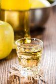 Apple Liqueur Shot