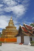 Phra That Chom Thong