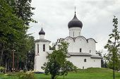 Basil Church On The Hill, Pskov
