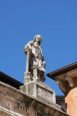 Scipione Maffei Statue - Verona Italy