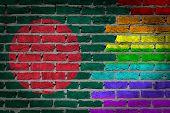 Dark Brick Wall - Lgbt Rights - Bangladesh