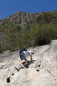Steep Climb 4