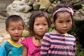 3 Hmong kids