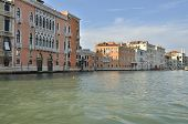 Houses In The Gran Canal