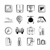 airport icons