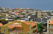 Growing City In Cabo Verde