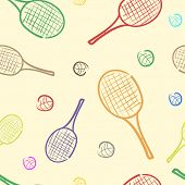 Color rackets