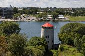 Kingston from Fort Henry Hill, Canada