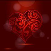 Heart Shape Ornament