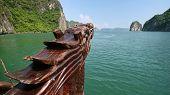 Halong Bay Boat