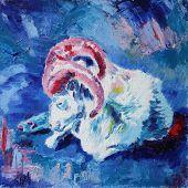 Ram Painting