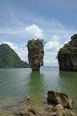 picture of james bond island  - James Bond Island  - JPG