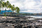 Kona Beach, Hawaii