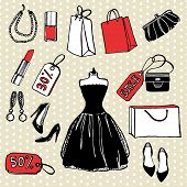 pic of clutch  - Little black dress - JPG
