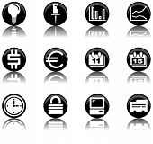 Icons Business-set 2