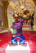 Wynn Las Vegas Popeye