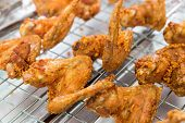 Fried Chicken Wing Limb