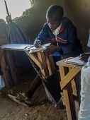 Kenya Schoolchildren