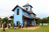 The Temple Of Vishnu Devinuwara