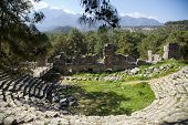 Phaselis and Theatre