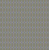 Seamless Background: Geometric Symmetrical Pattern