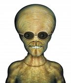 Cool Extraterrestrial