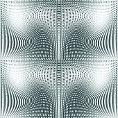 stock photo of grayscale  - Abstract grayscale pattern - JPG