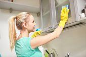 image of housekeeping  - people - JPG