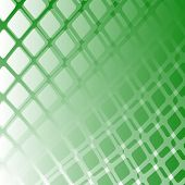 image of quantum physics  - Grid green background - JPG