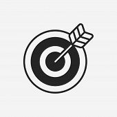 image of archery  - Archery Icon - JPG