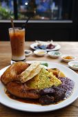 stock photo of malaysian food  - Malaysian cuisine - JPG