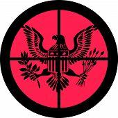 In The Scope Series - America (under Attack)