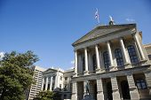 Georgia State Capitol Building in Atlanta, Georgia.