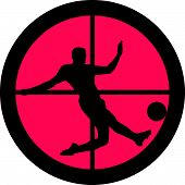 In the Scope Series Soccer / Soccer Player