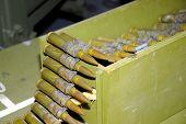 Fifty Caliber Bullets