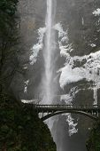 Waterfall- Multnomah Falls