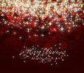 Постер, плакат: Рождество вектор фон