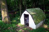 Colonial Springhouse - Rural New Jersey