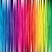 Fondo de fibra de arco iris